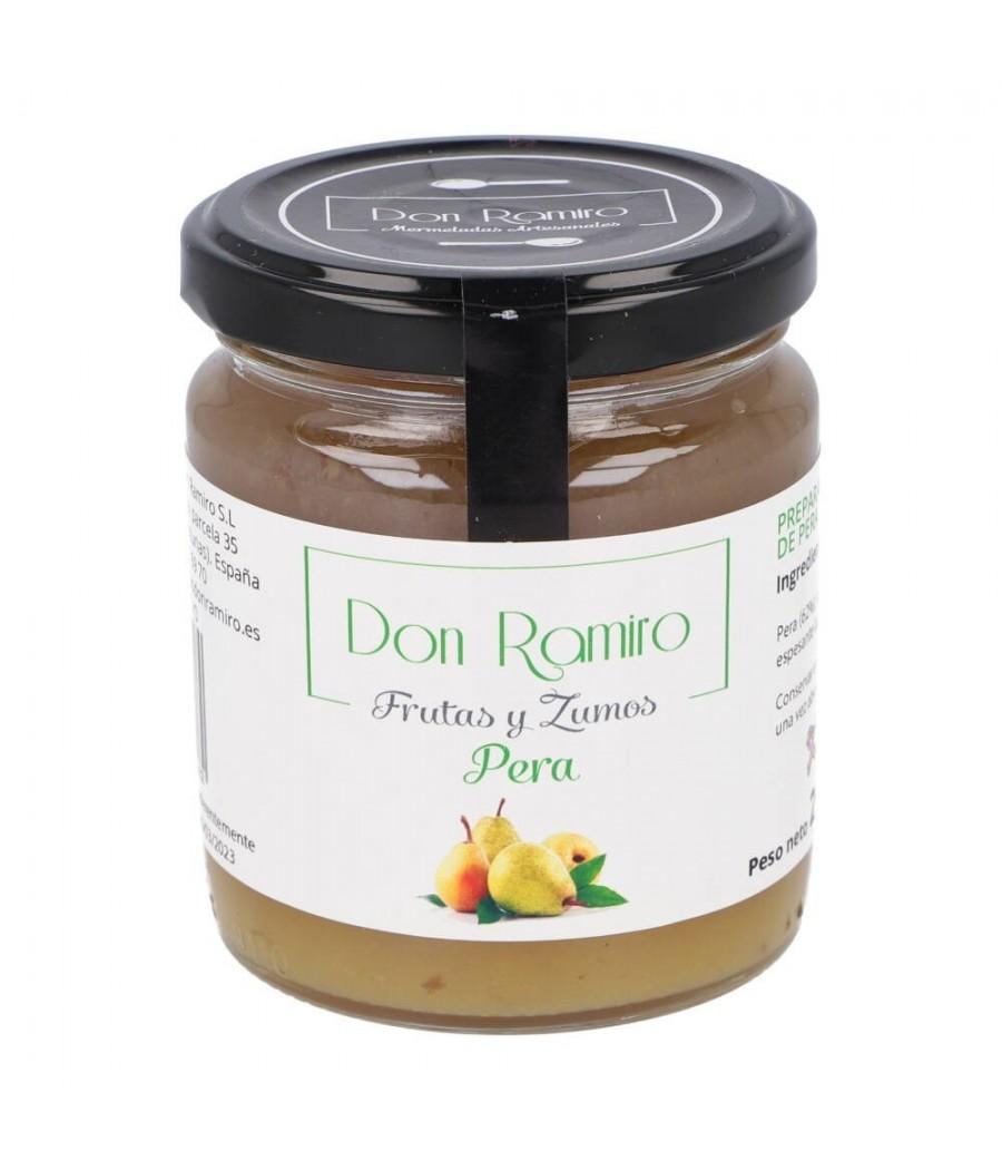 Mermelada de pera extra 250 gr